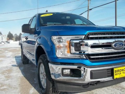 New 2020 Ford F-150 XLT Four Wheel Drive Pickup Truck