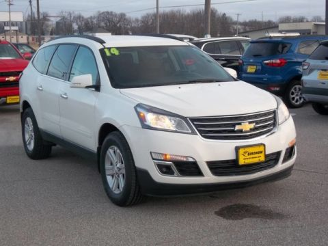 Pre-Owned 2014 Chevrolet Traverse LT All Wheel Drive SUV