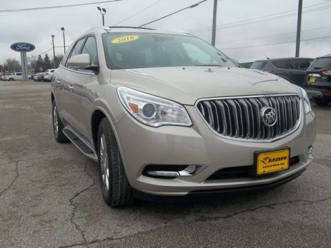 Pre-Owned 2016 Buick Enclave Premium All Wheel Drive SUV